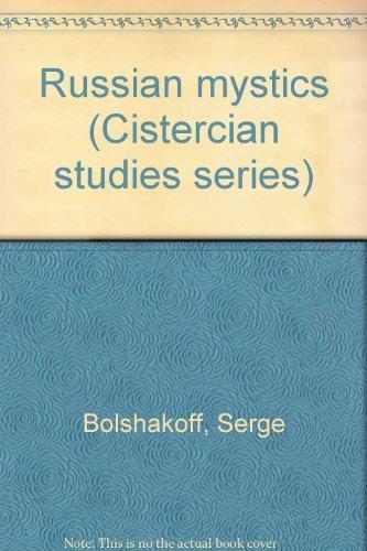 9780879078263: Russian mystics (Cistercian studies series)