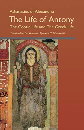 9780879079024: The Life of Anthony: The Coptic Life and the Greek Life