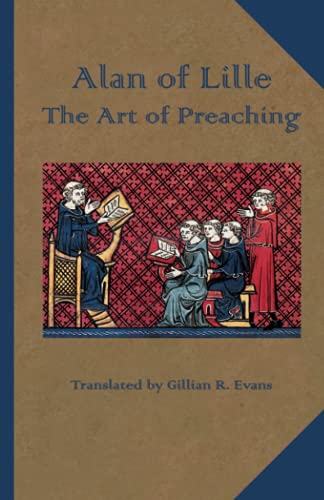 9780879079239: The Art of Preaching (Cistercian Fathers)