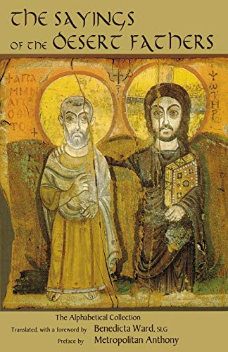 9780879079598: Sayings of the Desert Fathers: The Alphabetical Collection (Cistercian Studies Series)