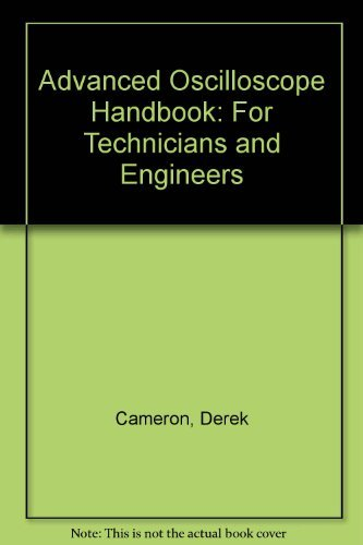 9780879090081: Advanced Oscilloscope Handbook: For Technicians and Engineers