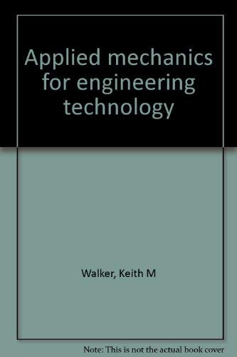 9780879090258: Applied mechanics for engineering technology