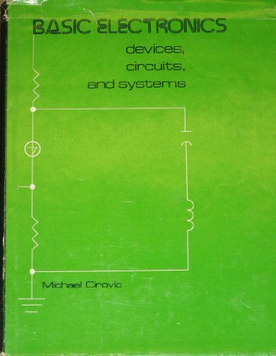 9780879090593: Basic Electronic Devices, Circuits and Systems