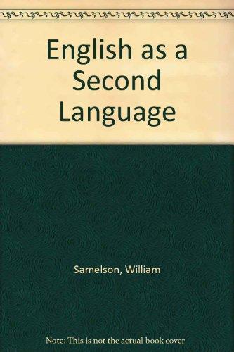 9780879092634: ENGLISH AS A SECOND LANGUAGE