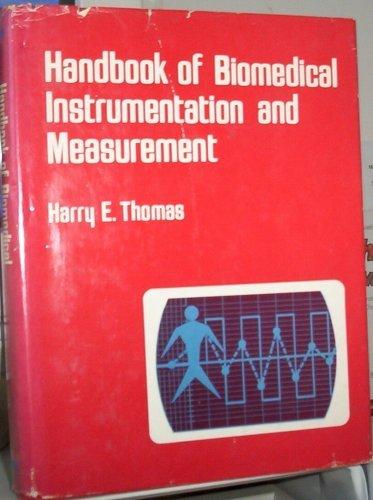 9780879093235: Handbook of Biomedical Instrumentation