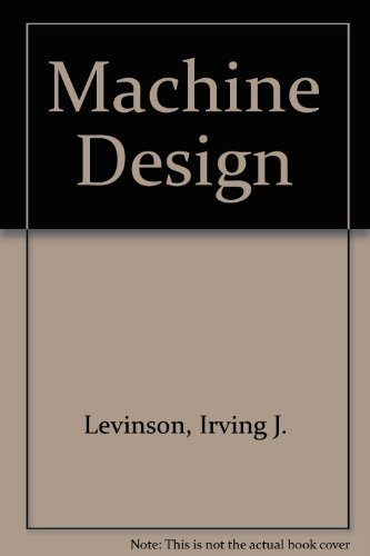 9780879094614: Machine Design