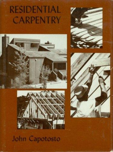 Residential Carpentry: Capotosto, John