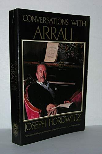 9780879100131: Conversations With Arrau