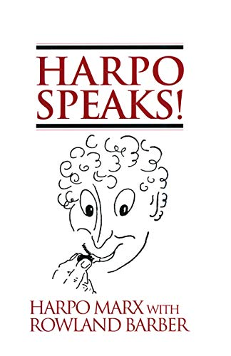 9780879100360: Harpo Speaks!