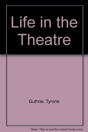 9780879100483: A Life in the Theatre