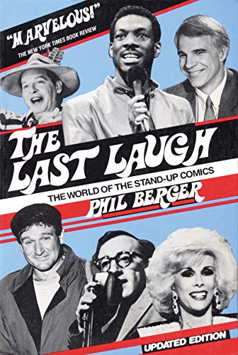 9780879100537: The Last Laugh: The World of Stand-Up Comics