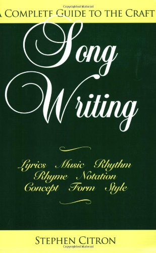 9780879101374: Songwriting: A Complete Guide to the Craft