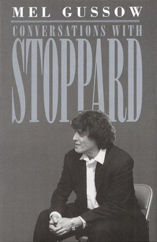 Conversations with Stoppard: Stoppard, Tom; Gussow, Mel