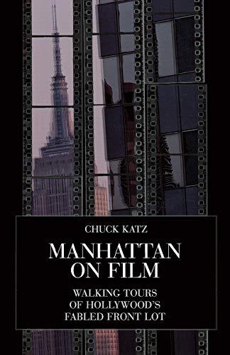 9780879102838: MANHATTAN ON FILM SOFTCOVER