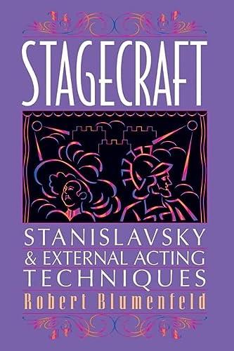 Stagecraft: Stanislavsky & External Acting Techniques