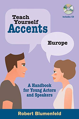 9780879108090: Teach Yourself Accents Europe: A Handbook for Young Actors and Speakers