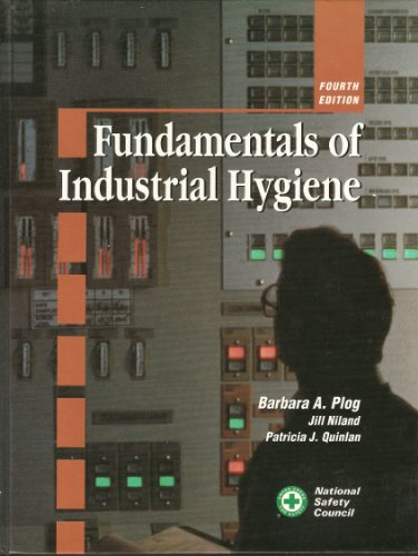 9780879121716: Fundamentals of Industrial Hygiene
