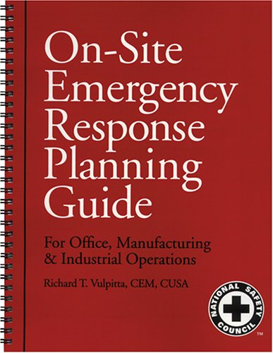 9780879122188: On-Site Emergency Response Planning Guide