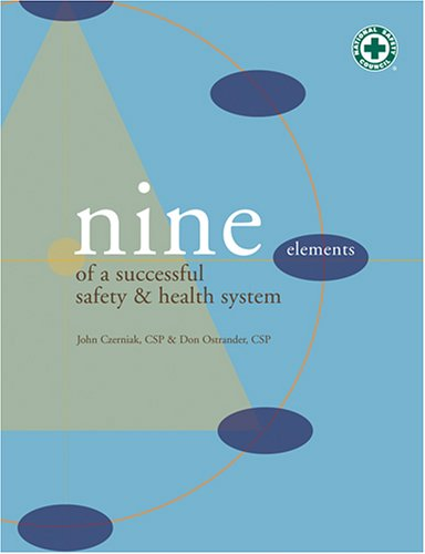 9780879122577: Nine Elements of a Successful Safety & Health System