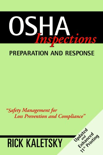 9780879122683: OSHA Inspections: Preparation and Response, 11th Printing