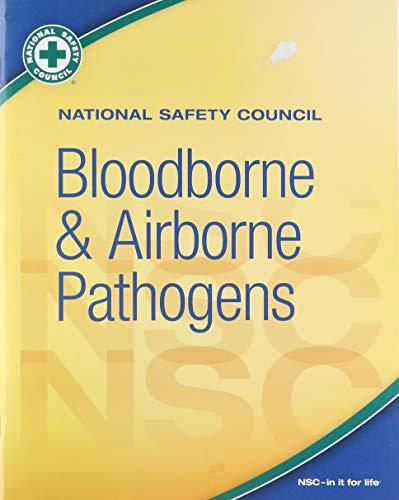 9780879123154: Nsc - Bloodborne and Airborne Pathogens Workbooko