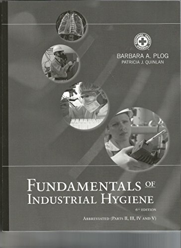 9780879123277: Fundamentals of Industrial Hygiene 6th Edition