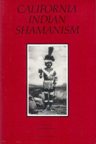9780879191245: California Indian Shamanism (Formerly Ballena Press Anthropological Papers ; No. 39)