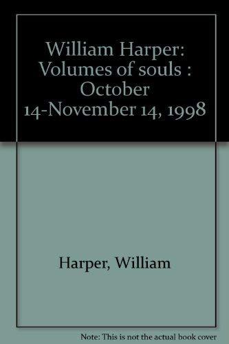 William Harper: Volume of Souls: Michael W. Monroe