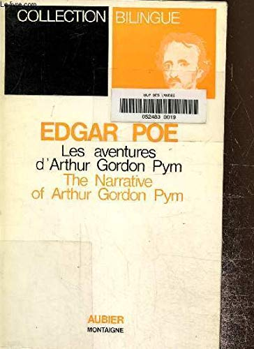 9780879230623: The narrative of Arthur Gordon Pym