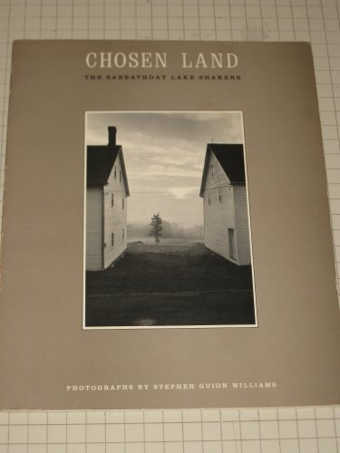 9780879231309: Chosen land : the Sabbathday Lake Shakers