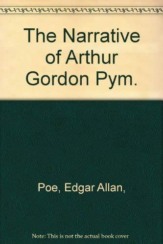 9780879231477: The Narrative of Arthur Gordon Pym.