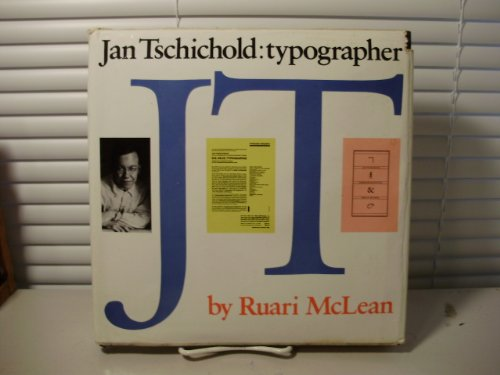 9780879231606: Jan Tschichold, typographer