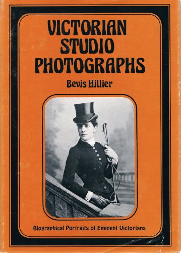 9780879231644: Victorian Studio Photographs: From the Collections of Studio Bassano and Elliott and Fry, London