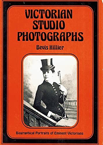 Victorian Studio Photographs: Bevis Hillier