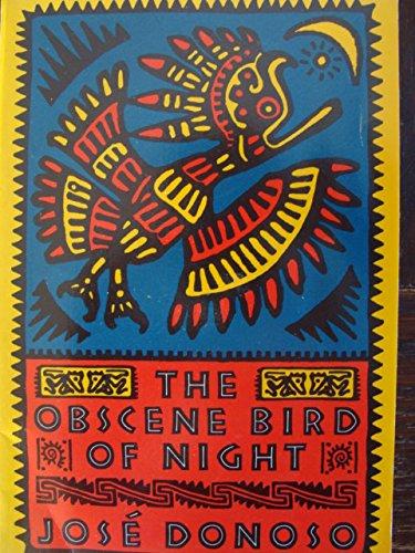 9780879231910: The Obscene Bird of Night (English and Spanish Edition)