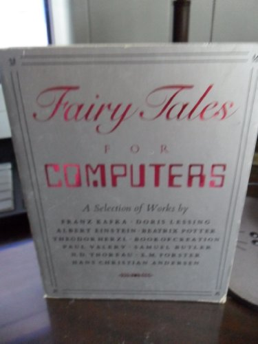 Fairy Tales for Computers: Kafka, Franz; Lessing,