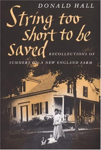 9780879232825: String Too Short to Be Saved (Nonpareil Books, No. 5)