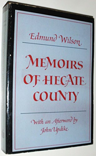 Memoirs of Hecate County (Nonpareil Books): Wilson, Edmund