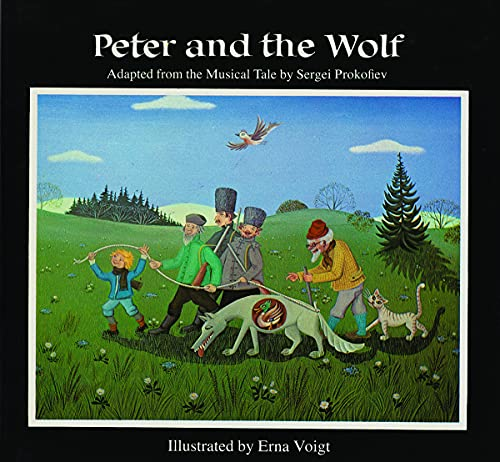 9780879233310: Peter and the Wolf