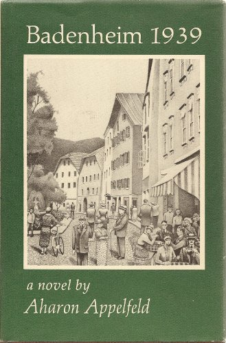 9780879233426: Badenheim 1939