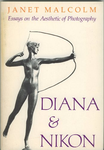 9780879233877: Diana and Nikon: Essays on the Aesthetic of Photography