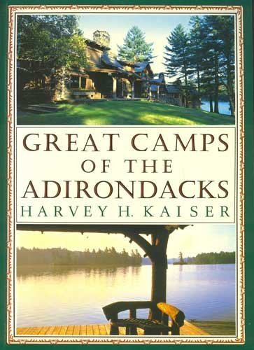 9780879233921: Great Camps of the Adirondacks