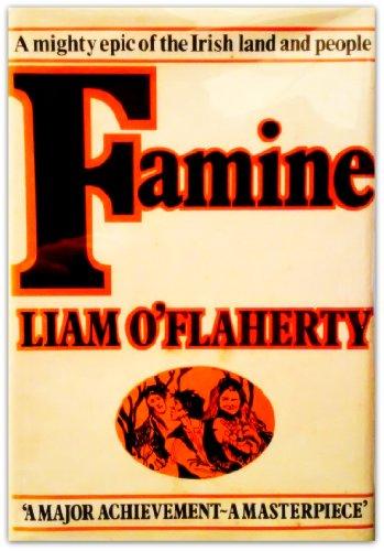9780879234126: Famine: A Novel (A Nonpareil book)