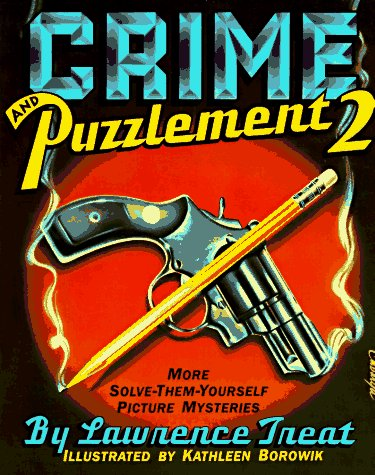 9780879234409: Crime and Puzzlement 2