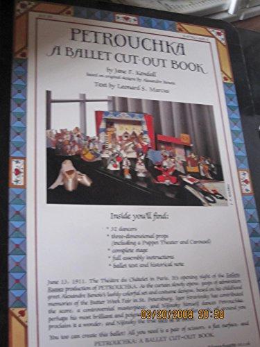 9780879234690: Petrouchka: A Ballet Cut-Out Book