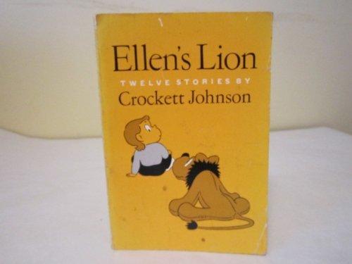 9780879235093: Ellen's Lion: Twelve Stories (Godine Storyteller)