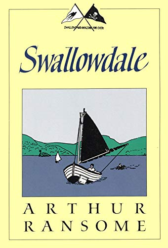 Swallowdale (Godine Storyteller) (0879235721) by Arthur Ransome