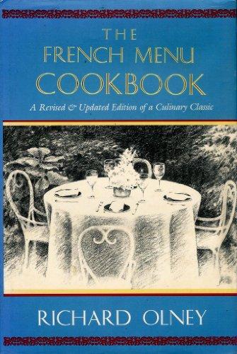 9780879235796: The French Menu Cookbook