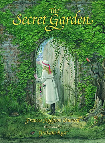 Secret Garden: Burnett, Frances Hodgson;