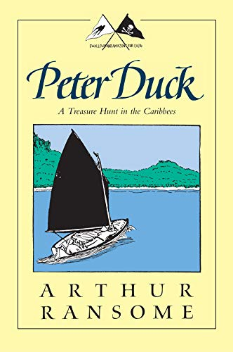 9780879236601: Peter Duck: A Treasure Hunt in the Caribbees (Godine Storyteller)